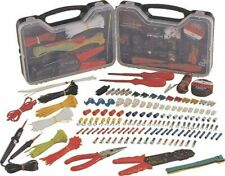VCT Tool 399pc Piece Multi-Use Electrical Repair Kit Hand Sets W/Case