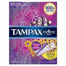 Tampax Radiant Regular 16ct