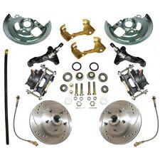 1964-1972 GM Drum to Disc Brake Conversion Kit, Disc Brake Wheel Kit