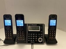 Panasonic Kx-Tgf370 Link2Cell-Bluetooth Cordless Phone System with 3 Handsets