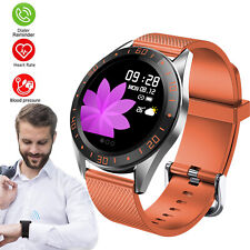 Heavy Duty Bluetooth Smart Watch Sports Heart Rate For Android iPhone Huawei LG