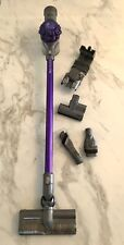 DYSON PURPLE V6 ANIMAL CYCONE BATTERY OPERATED CORDLESS VACUUM CLEANER HOOVER