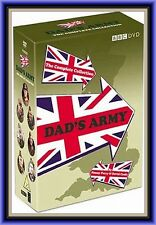 DADS ARMY COLLECTION -SEASONS 1 - 9 PLUS XMAS SPECIALS *BRAND NEW DVD BOXSET**