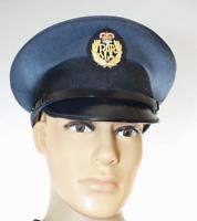 RAF Royal Air Force surplus peaked cap various styles/sizes