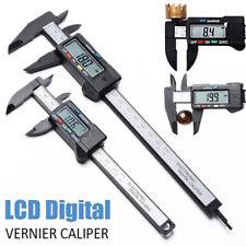 LCD Digital Vernier Caliper Micrometer Gauge Digital Caliper Measuring Tool