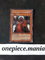 Yu-Gi-Oh! Lich Lord, King Of The Underworld 1st/1ed FOTB-EN062 Secret Rare