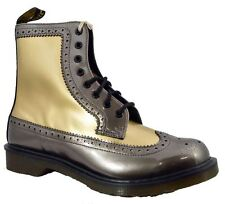 Dr. Martens Women's Composition Leather Ankle Boots