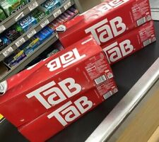 NEW* TAB SODA 12-PACK 12 FL OZ CANS UNOPENED IN STOCK LIMITED EDITION