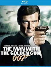 The Man with the Golden Gun (Blu-ray Disc, 2009, Checkpoint; Sensormatic;...