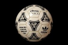 Adidas Soccer Match Ball Football Fifa World Cup 1990 Tango Etrusco Unico Omb