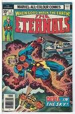 Eternals (Vol 1) #   3 (VryFn Minus-) (VFN-) Price VARIANT RS005 AMERICAN