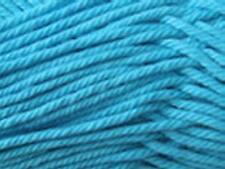 Patons Cotton Blend 8 Ply 50g Ball # 17 Aqua Soft Cotton/acrylic