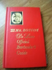 Vintage Old Mr. Boston De Luxe Official Bartender's Guide 1967 HardCover Book