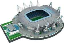 3D Manchester City Replica Etihad Stadium Football Stadium Puzzle - 130 Pieces