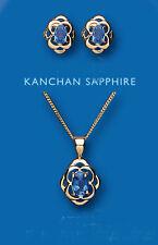 Anniversary Sapphire Fine Diamond & Gemstone Jewellery Sets