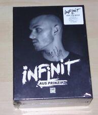 INFINIT AUS PRINZIP CHAPTER ONE LIMITIERTE BOX EDITION DOPPEL CD NEU & OVP