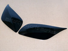 Black Headlight Headlamp Lens Cover Shield F Yamaha FZ1S 2006-2011 07 08 09 10