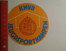 Aufkleber/Sticker: KNVB Jeugdsportkampen (261216113)