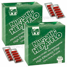 20 x Numatic NVM2BH Vacuum 604016 Bags All Steel NQS350B Hoover + Fresh