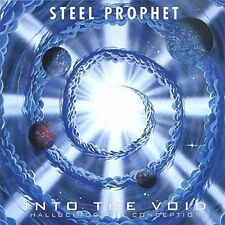 Into the Void/Continuum by Steel Prophet (CD, Oct-2014, 2 Discs, Pure Steel...