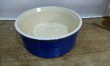 Le Crueset 18cm Blue Dish Bowl 1.0L