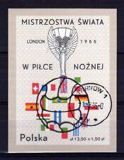 POLOGNE - POLSKA Yvert Bloc n° 44 oblitéré