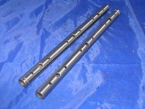 2 Rocker Arm Shafts 56 57 Nash 250 Ambassador 327 NEW