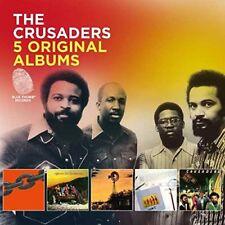 The Crusaders - 5 Original Albums [CD]