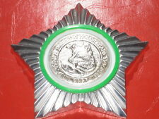 Big Soviet Russian Medal Metal Decoration Order Star Space Сosmonaut Dog Laika