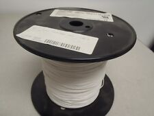 Belden 83002 White 26ga 26awg Stranded TFE Teflon Wire 1000' Hook Up Wire L2