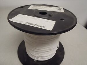 Belden 83002 White 26ga 26awg Stranded Teflon Wire 100ft Mil-W-16878/4 TFE L2