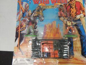 Britains Wild West set 7504