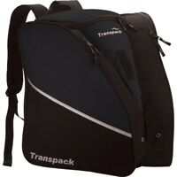 Transpack Edge Jr. Boot Bag-Black