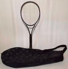 Prince Dunlop Golden Team Tennis Racket lot of 3 with carry case bag Used