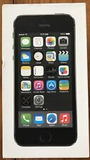 BOX & User Guide for Apple iPhone 5s 16 GB Space Gray (No Phone & Accessories)
