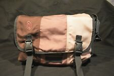 "TIMBUK2 Med. Purple Messenger Bag 14"" x 12"" Pre-Owned"