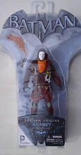 ARKHAM ORIGINS. ANARKY ACTION FIGURE. SERIES 2. NEW ON CARD. FROM THE VIDEO GAME