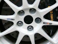 EVO 6 TME Ralliart & Enkei Wheel decals