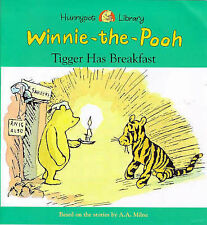 Tigger Has Breakfast (Hunnypot Library), Milne, A. A., New Book
