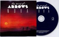 SOUND OF ARROWS Nova 2011 UK 3-track promo CD DJ Tiesto Remix