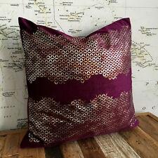 3x 55cm High Quality Large Cushion Cover