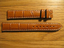 Longines Genuine Leather Band Watches