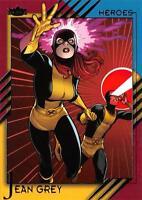 JEAN GREY / 2015 Marvel Fleer Retro (Upper Deck) BASE Trading Card #31