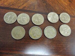 "Modern Assorted United States Dollar Coins ""1 Random Pick Coin Per Sale"""