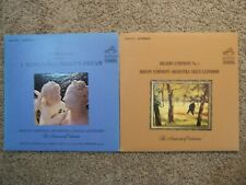 2 RCA Living Stereo LP's  Brahms Symph No.1  Midsummer Night's Dream  LEINSDORF