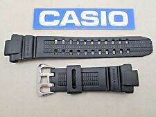 Genuine Casio G-Shock black resin watch band fits GW3000BB GW3500BB