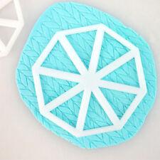 3D Ciruela Flor Pétalo de Silicona para Fondant para Decoración de Pasteles Sugarcraft Hornear Molde JD