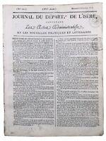 Vilanova 1813 Guerre D'Espagne Ordal Sant Cugat Armée de Catalogne Grenoble