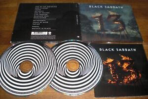 Black Sabbath - 13  2 CD Set Digipak 3D Cover