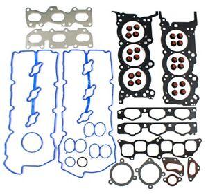 4/21/07-10 FITS AZERA KIA AMANTI SORENTO SEDONA  3.8 DOHC V6 24V HEAD GASKET SET